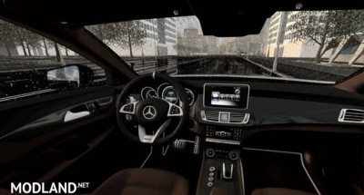Mercedes-Benz CLS 63 AMG 4Matic [1.5.8], 2 photo